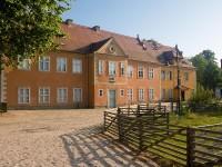 Hauptgebäude Domäne Dahlem